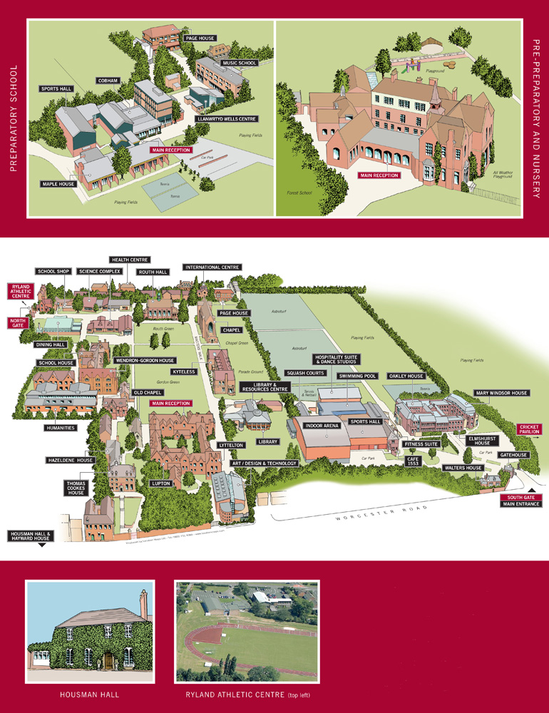 3D Site Plans For Schools, Hospitals And