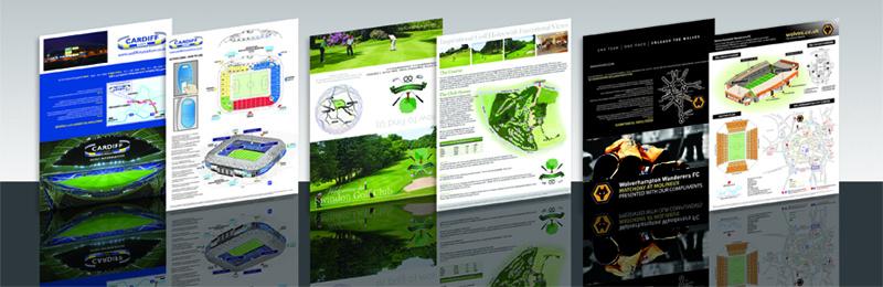 Brochure montage